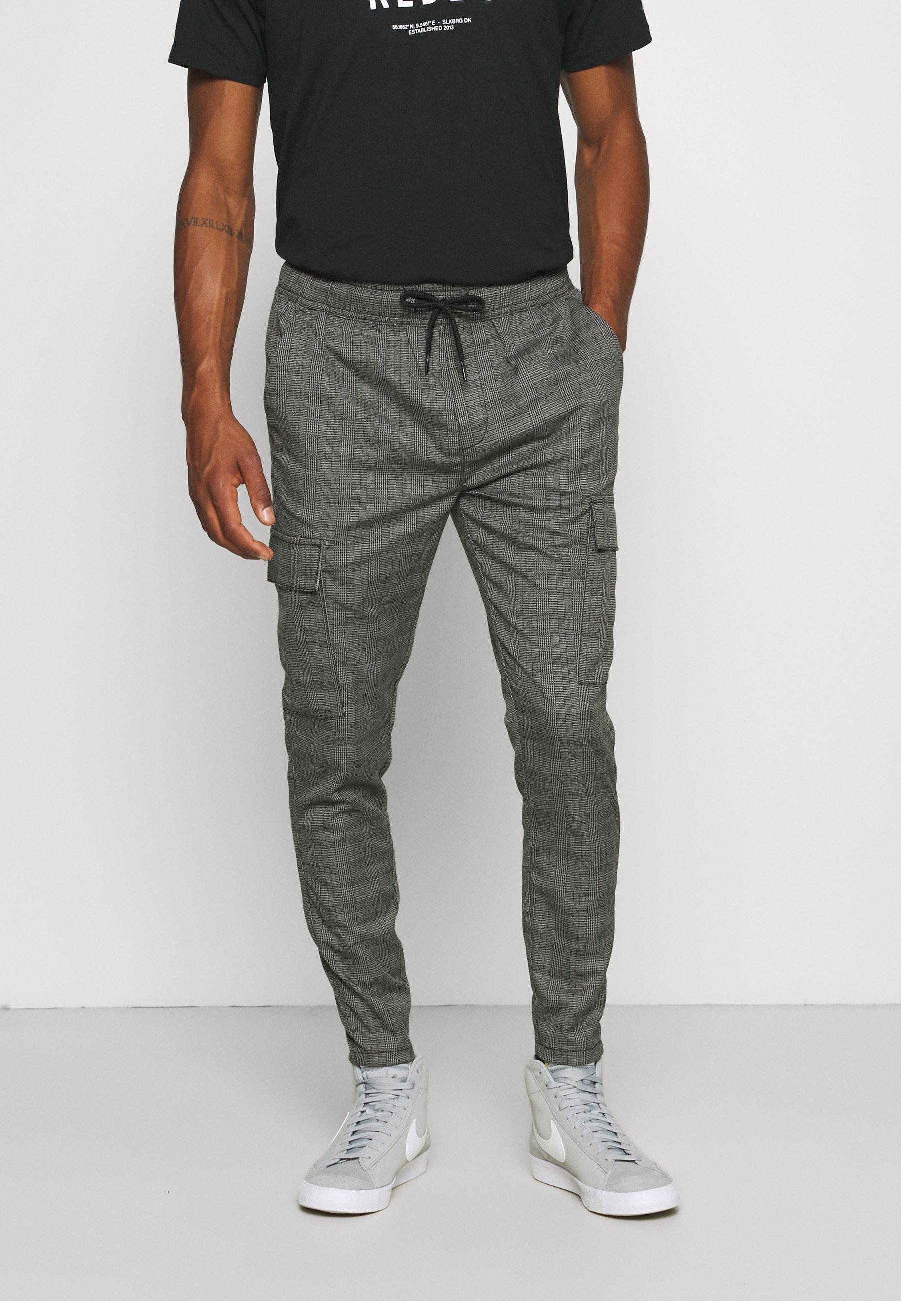 Homme RIVINSTO - Pantalon classique