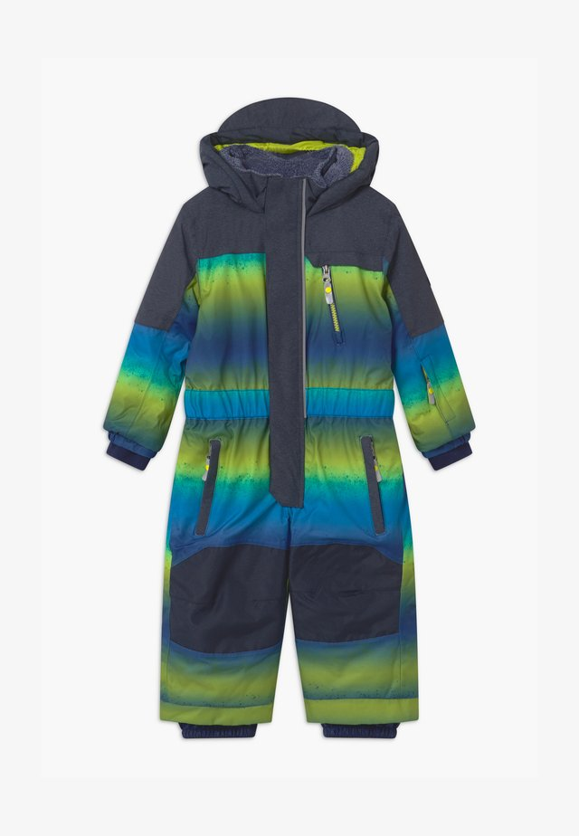 VIEWY UNISEX - Vinterdress - neon blue