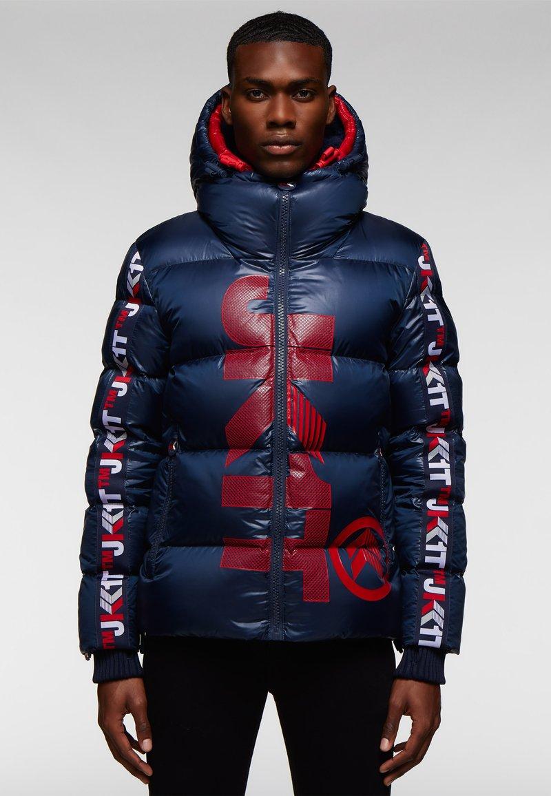 JACK1T - PRIMETIME  - Down jacket - ink/red