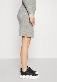 Even&Odd - Pouzdrové šaty - mottled grey - 4