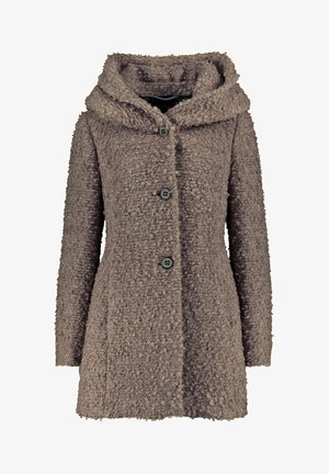 Short coat - light brown