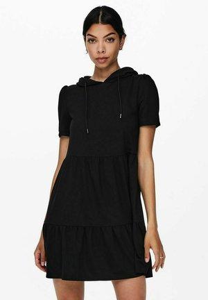 MARY  - Day dress - black