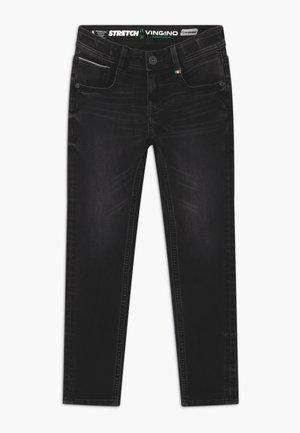 ALFONS - Jeans Skinny Fit - black vintage