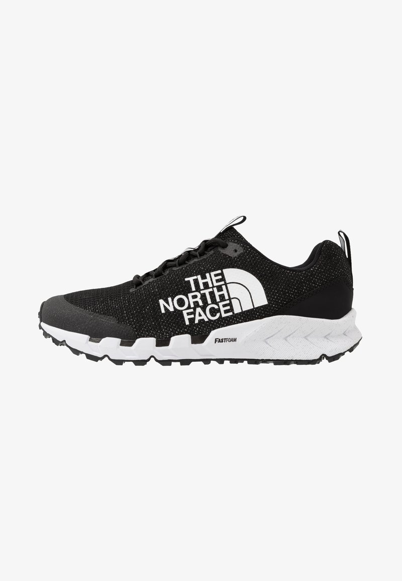 The North Face - SPREVA SPACE - Trainers - black/white