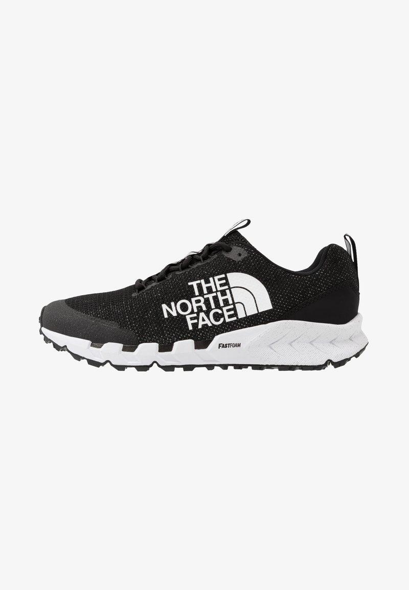 The North Face - SPREVA SPACE - Sneakers - black/white