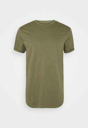T-shirts basic - khaki green