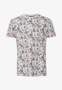 Tailored Originals - Camiseta estampada - milky white - 4