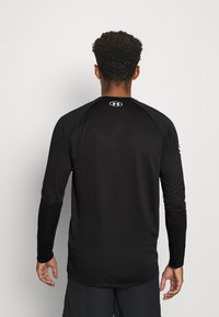 Under Armour - T-shirt de sport - black - 2