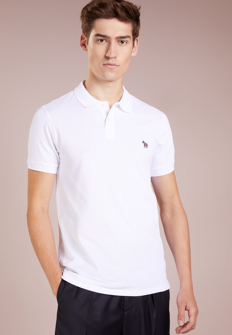 PS Paul Smith - Poloshirt - white
