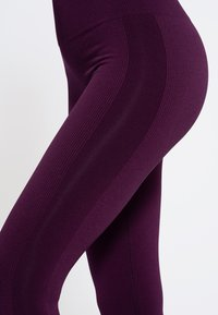 Heart and Soul - Collant - plum - 5