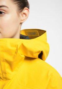 Haglöfs - ELATION GTX JACKET  - Snowboard jacket - pumpkin yellow - 3