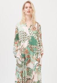Dea Kudibal - FELICIA V - Maxi dress - prairie green - 2