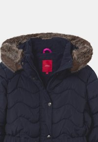 s.Oliver - Winter jacket - dark blue - 4