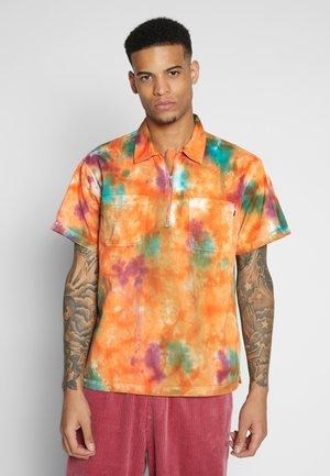 DROPS WOVEN - Shirt - orange multi