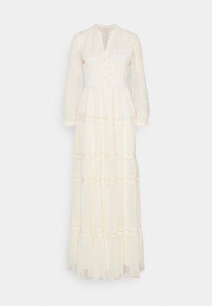 YASBLASSY MAXI DRESS  - Occasion wear - pearled ivory