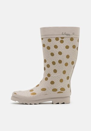 Wellies - beige