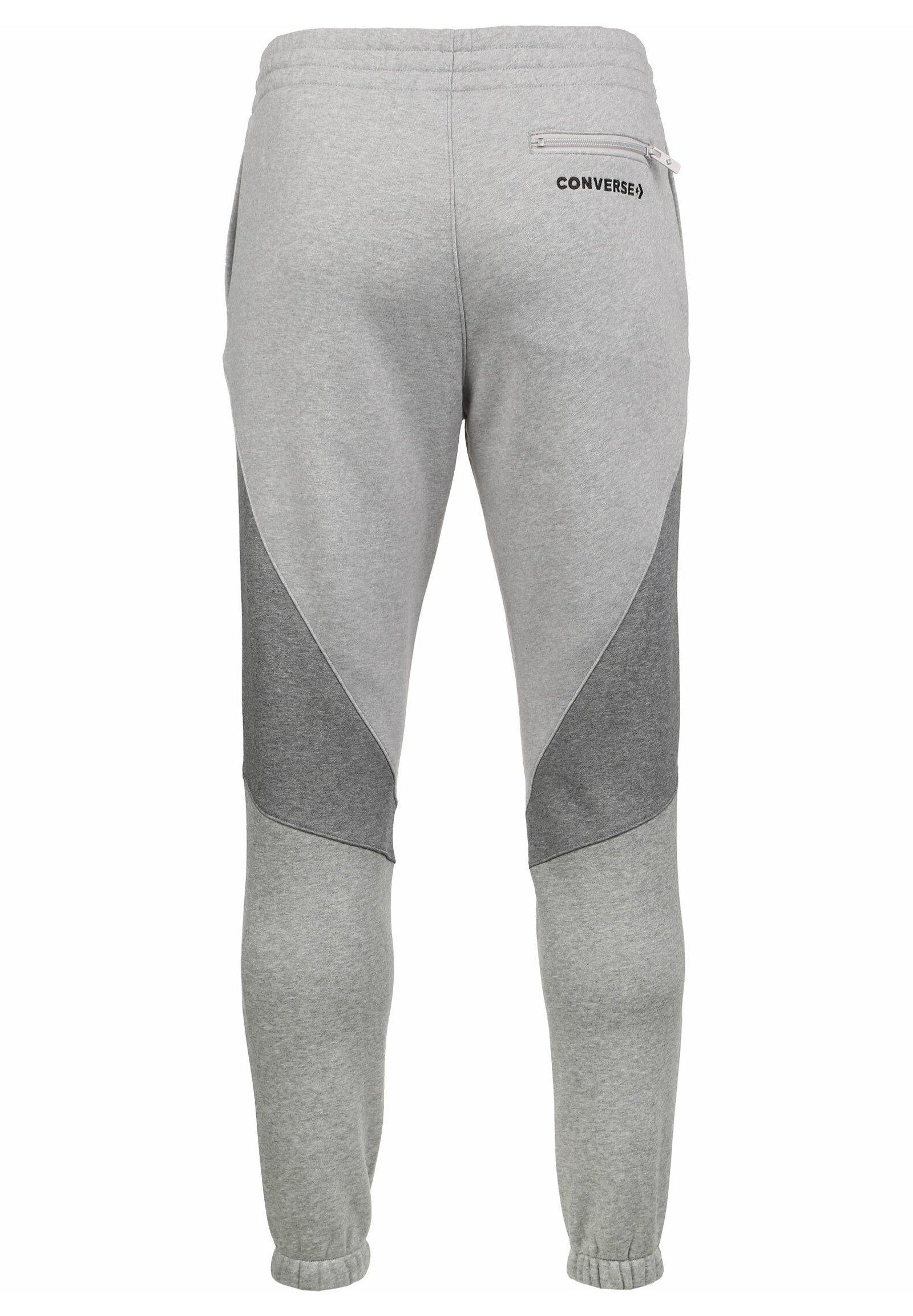 Converse ARCHIVE COURT - Pantalon de survêtement - heather grey
