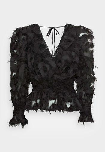 YASPAZY SHOW - Camicetta - black