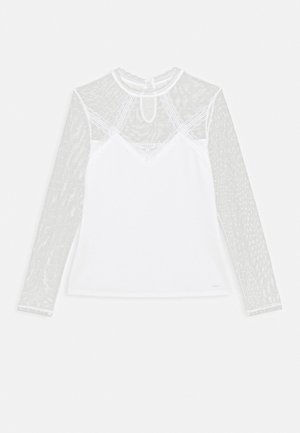 TAPLU - Long sleeved top - offwhite