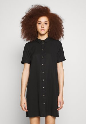 VMCHLOE TUNIC DRESS - Robe chemise - black