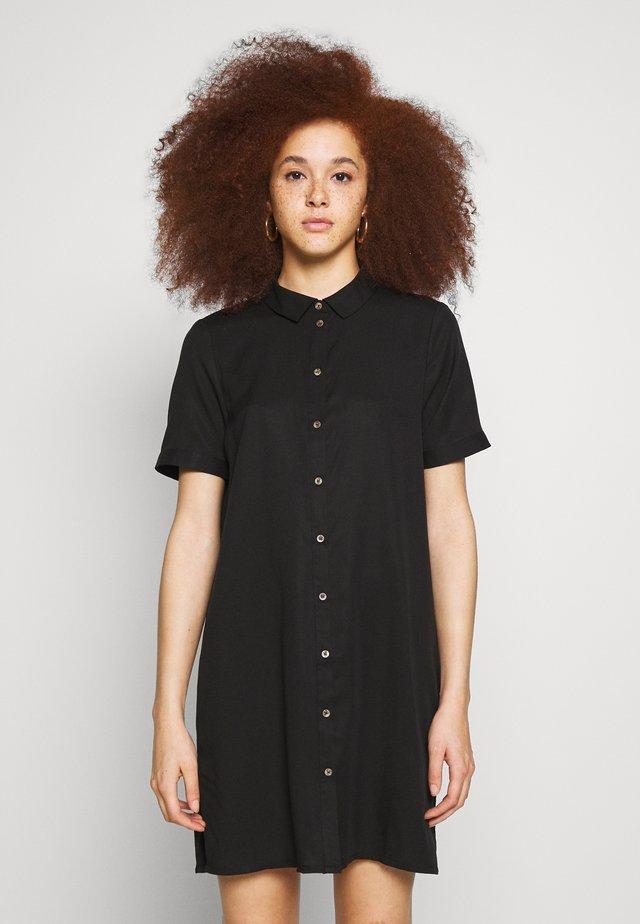 VMCHLOE TUNIC DRESS - Paitamekko - black