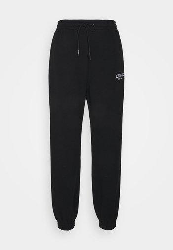 PANTALONE - Pantaloni sportivi - black