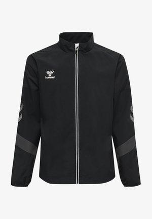 HMLLEAD - Training jacket - black