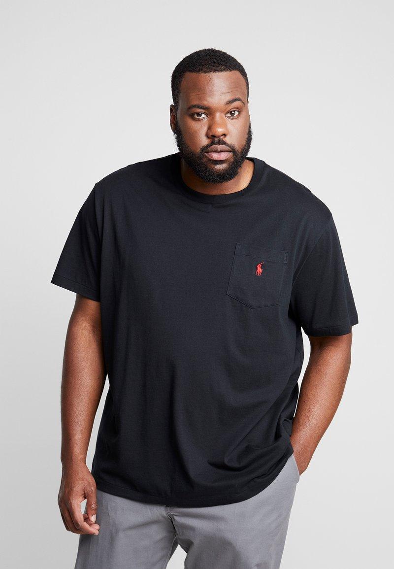 Polo Ralph Lauren Big & Tall - CLASSIC - Basic T-shirt - black