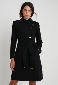 mint&berry - Classic coat - black - 0