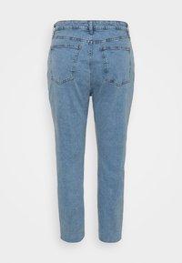 Cotton On Curve - TAYLOR MOM - Džíny Relaxed Fit - boston blue - 1
