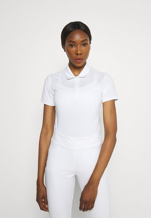 ULTIMATE 365 SOLID SHORT SLEEVE - Polo shirt - white