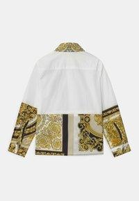 Versace - UNITED HERITAGE - Shirt - white/black/gold - 1