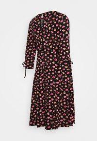 Dorothy Perkins Maternity - DRESS - Vestido ligero - black/pink - 1