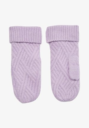 NUCABLE - Mittens - lilac breeze