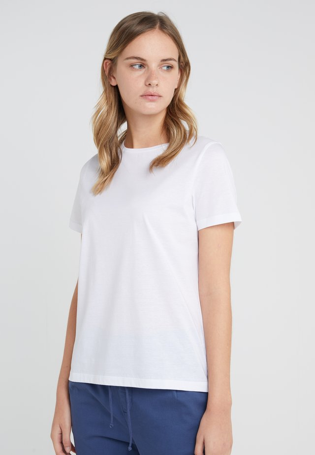 ANISIA - T-shirt basique - white