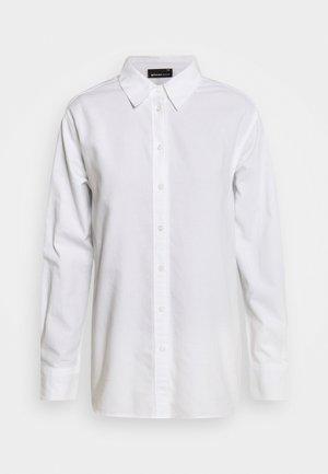 FREYA - Button-down blouse - white