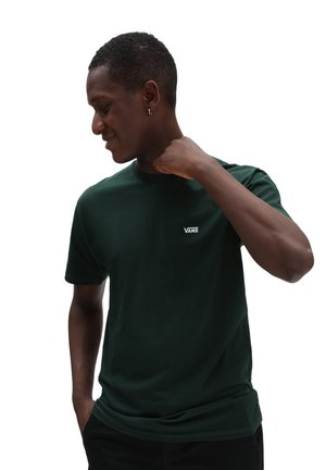 MN LEFT CHEST LOGO TEE - Print T-shirt - scarab