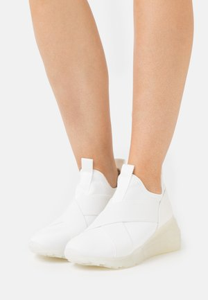 CRYSON - Sneakers basse - white