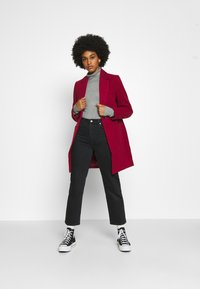 Even&Odd - Cappotto classico - dark red - 1