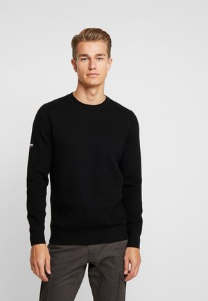 ACADEMY CREW - Pullover - black