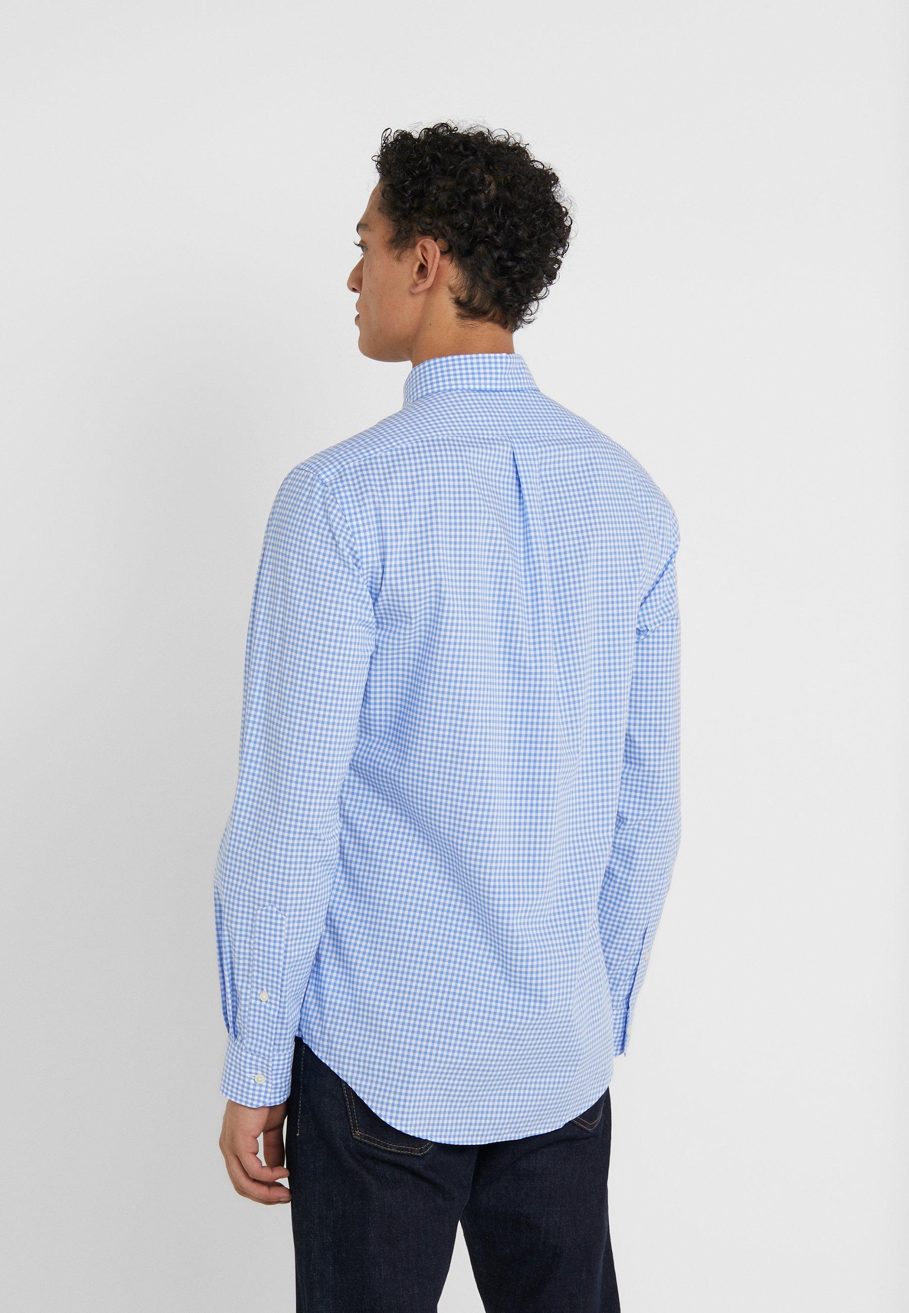Prix d'usine Meilleurs prix Polo Ralph Lauren NATURAL SLIM FIT - Chemise - light blue - ZALANDO.FR q0Hyn