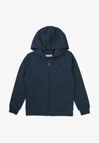 MINOTI - Zip-up sweatshirt - dark blue - 0