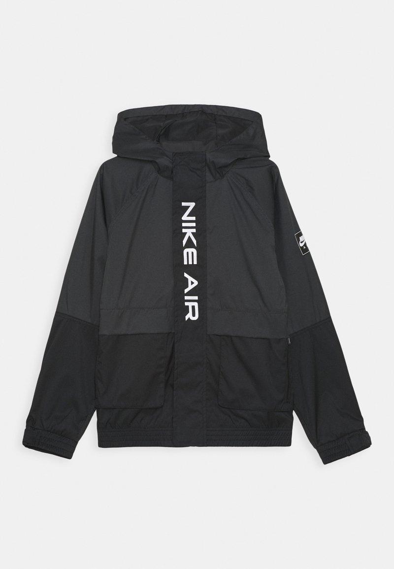 Nike Sportswear - AIR - Overgangsjakker - black/smoke grey/white