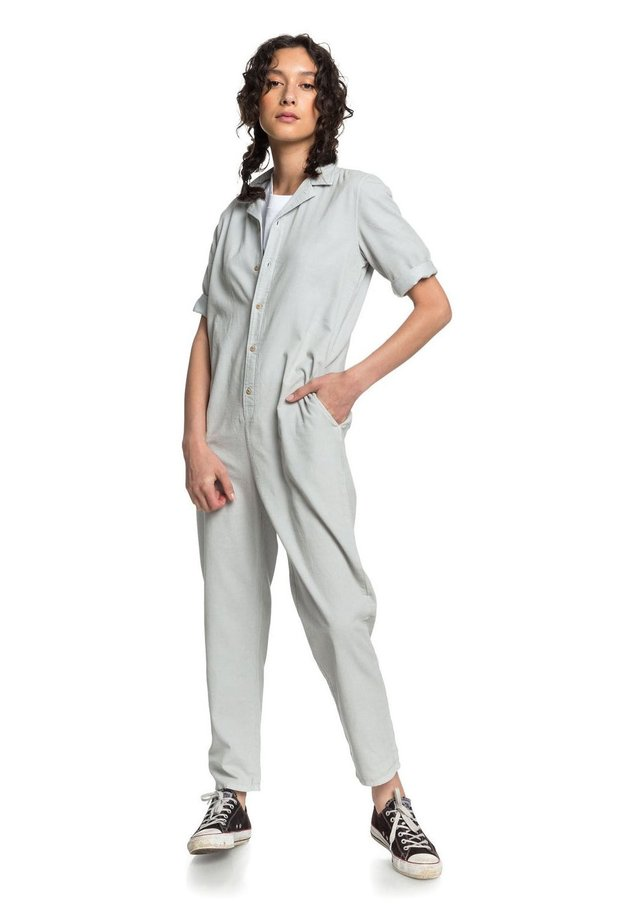 MIT MITTELLANGEN ÄR - Jumpsuit - mirage gray