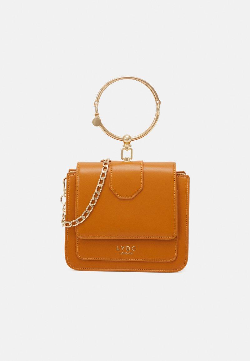 LYDC London - Handbag - camel