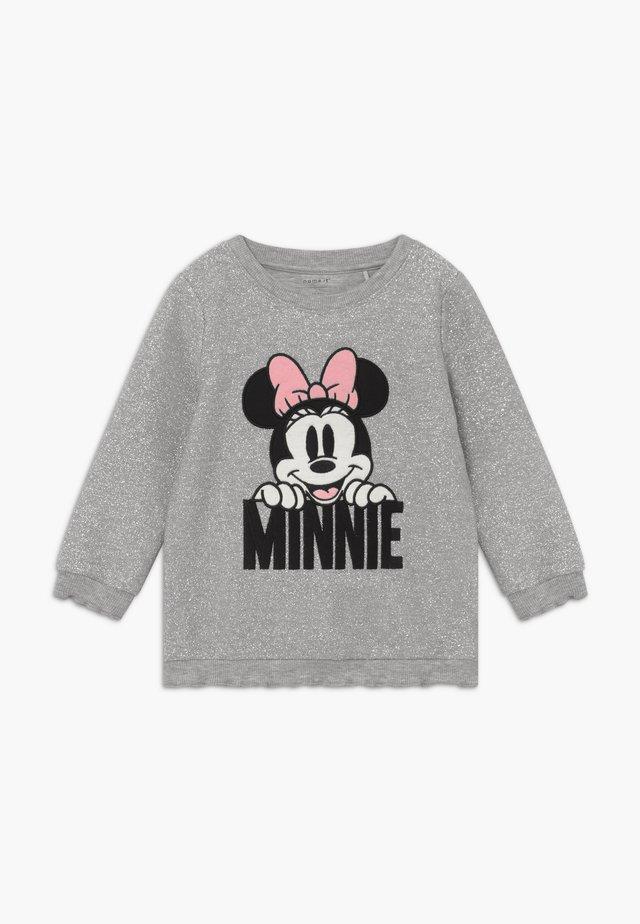 NMFMINNIE - Pitkähihainen paita - silver