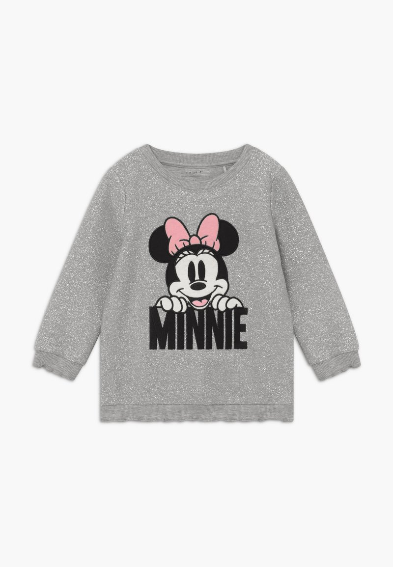 Name it - NMFMINNIE - Bluzka z długim rękawem - silver