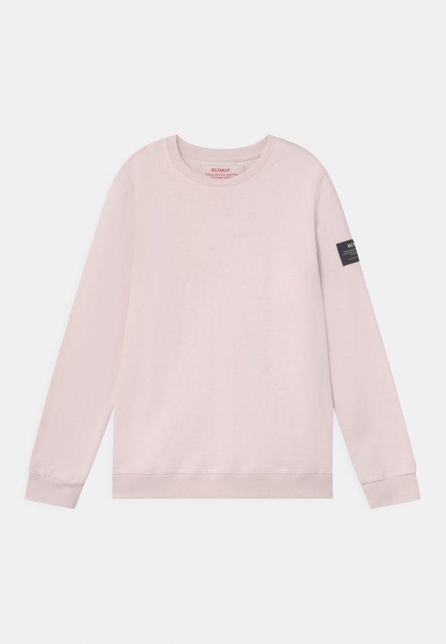 BACKCLASSIC BECAUSE GIRLS - Sweater - light pink
