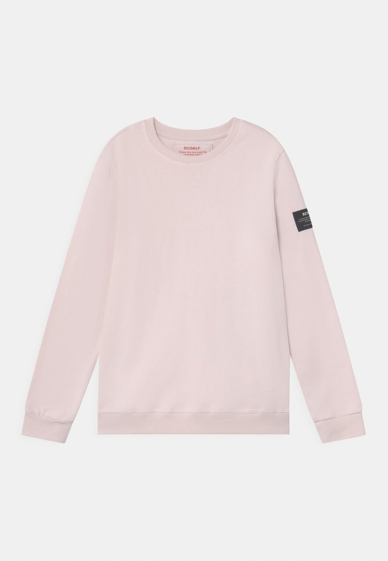Ecoalf - BACKCLASSIC BECAUSE GIRLS - Mikina - light pink