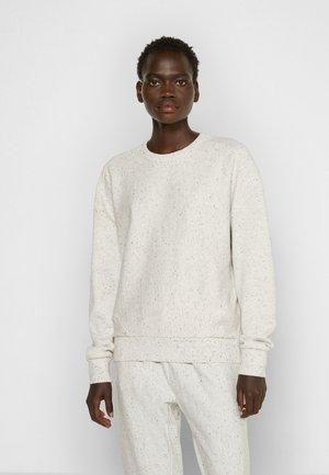CITY WHITE LABEL - Sweatshirt - ivorymult